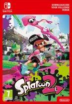 Splatoon 2 - download + 12 maanden Nintendo Switch Online