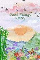 Food Allergy Journal: Practical Diary for Food Sensitivities - Track your Symptoms and Indentify your Intolerances and Allergies