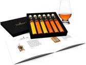 Tasting Collection Rum Proeverij - 6.1 - 6 Tubes in Luxe Doos
