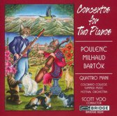 Concertos For Two Pianos