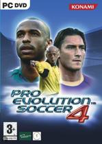 Pro Evolution Soccer 4 - Windows