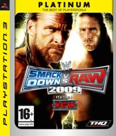 WWE Smackdown vs Raw 2009 - Platinum Edition