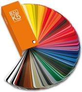 RAL K5 kleurenwaaier semi mat