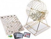 Bingomolen 13 incl. pingpongballen en uitschuifbaar controlebord