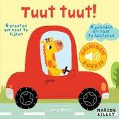Boek cover Tuut tuut! van Marion Billet (Hardcover)