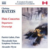 Departures - Concerto For Flute And String Orchest