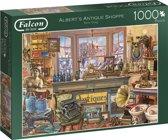 Falcon de luxe Albert's Antique Shop Puzzel 1000 stukjes