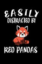 Easily Distracted By Red Pandas