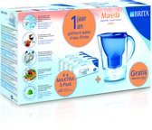 BRITA fill&enjoy bundle Starterpack Marella Cool - Blue