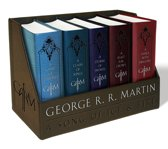 A Game of Thrones Leather-Cloth Boxed Set
