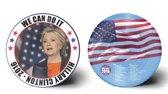 Hillary Clinton Music -Pd