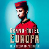 Boek cover Grand Hotel Europa van Ilja Leonard Pfeijffer (Onbekend)
