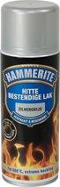Hammerite Hittebestendige Lak Zilvergrijs 400Ml