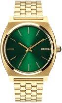 Nixon Time Teller A0451919 - Horloge - Staal - Goudkleurig - 37mm