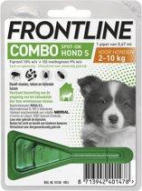 Frontline Combo Puppypakket Vlooiendruppels - 1 Pipet