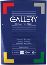 GALLERY CURSUSBL A4 80G 100V C