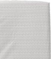 Cottonbaby hoeslaken wieg Palma grijs