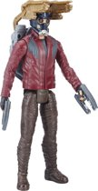 Marvel Avengers: Infinity War Titan Hero Power FX Star-Lord– 29 cm – Actiefiguur