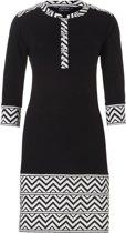 Pastunette de Luxe Dames Nachthemd Zwart-36