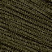 Rol 100 meter - Army Green Paracord 550 - #16