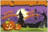 Procos Tafelkleed Spooky Halloween Multicolor 140 X 214 Cm