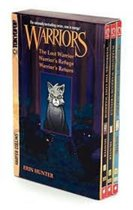 Warriors Manga Box Set
