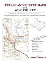 Texas Land Survey Maps for Wise County