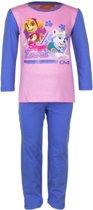 Paw Patrol pyjama maat 104 blauw/roze
