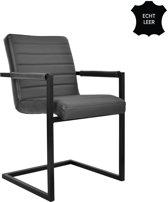 Feel Furniture - Conference stoel - Donker Grijs