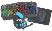 Fury Thunderstreak - PC Gaming combo 4 in 1 set