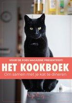 Het kookboek om samen met je kat te dineren