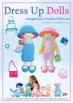 Dress Up Dolls Amigurumi Crochet Patterns