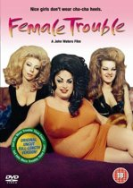 Female Trouble (Import) (dvd)