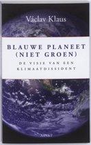 Blauwe planeet (niet groen)