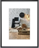 Fotolijst Kunst. Sevilla Zwart 62X93