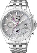 Citizen FC0010-55D - Horloge - 39 mm - Zilverkleurig