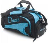 Katz Sporttas Dance Zwart Sky Blue