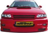 AutoStyle Embleemloze Grill Opel Astra F 1991-1998
