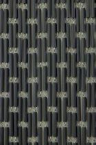Sun-Arts deurgordijn - Antraciet - 100 x 232 cm