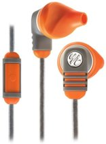 Yurbuds Venture Talk - In-Ear Sport Oordopjes universele mic / remote - Burnt Orange
