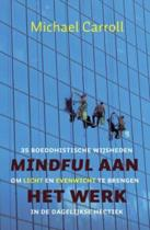 Mindful Aan Het Werk