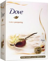 Dove Purely Pampering Sheaboter - 2 delig - Geschenkset