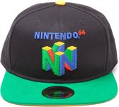 Nintendo - N64 Logo - Pet - Snapback