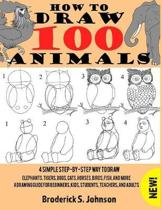 How to Draw 100 Animals