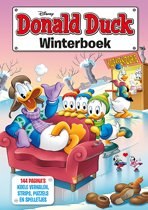 Omslag van 'Donald Duck Winterboek 2017/2018'
