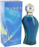 Wings By Giorgio Beverly Hills Eau De Toilette/ Cologne Spray 100 ml 402560 - Health & Beauty