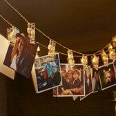 Foto koord - LED verlichting - licht koord - Kerstverlichting