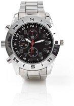 Spy Camera Wrist Watch   720 x 480 Video   1280 x 1024 Photo   8Gb Memory   Rechargeable