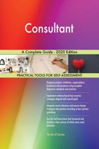 Consultant A Complete Guide - 2020 Edition