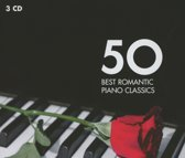 Various Artists - 50 Best Romantic Piano Classic